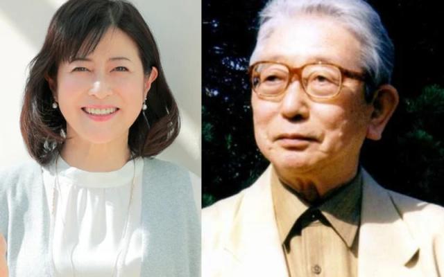 Kumiko Okae a Akira Kume