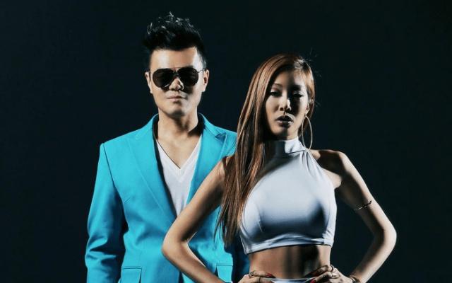 J.Y. Park a Jessi