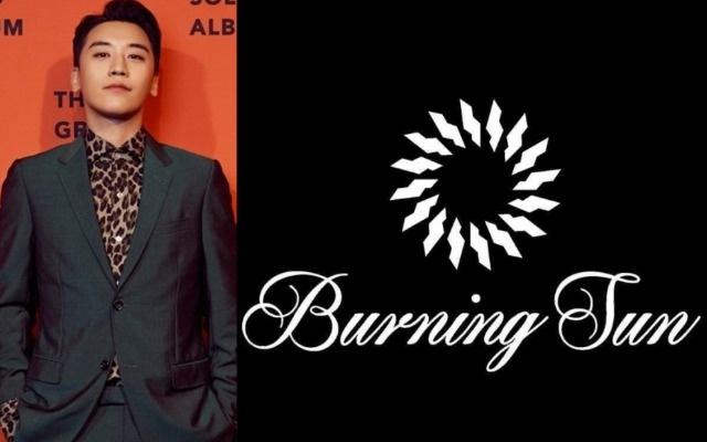 Seungri / Burning Sun