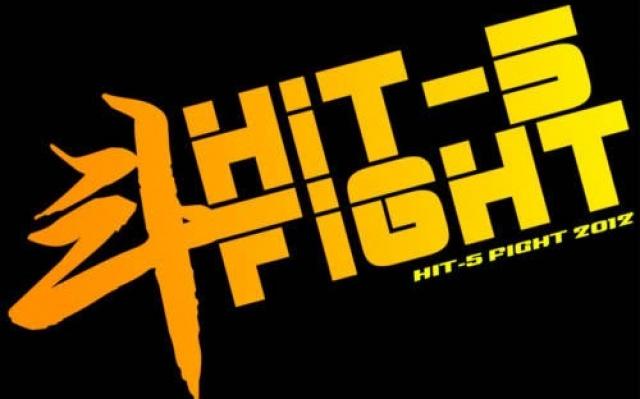 Přední strana alba HIT-5