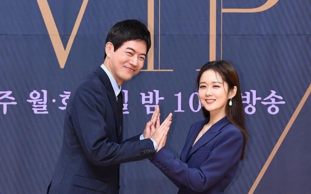 Lee Sang Yoon a Jang Na Ra