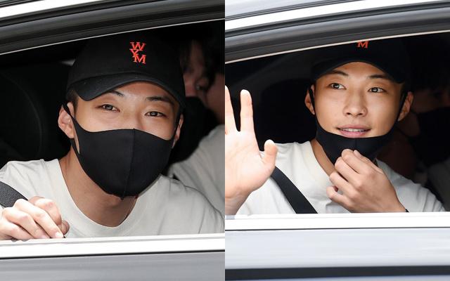 Woo Do Hwan po ceste do armády