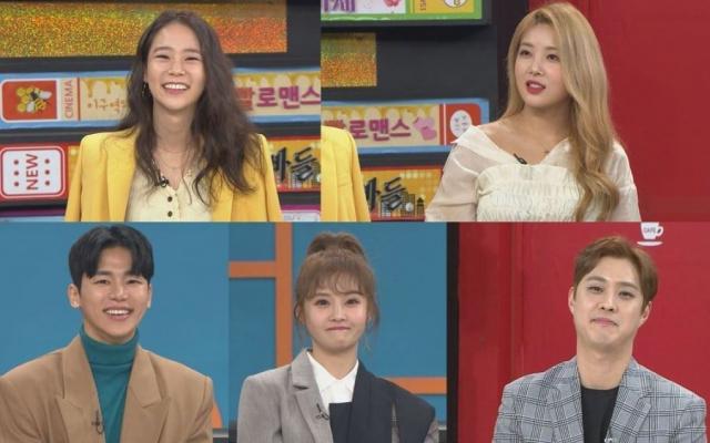 Idolové v show Video Star
