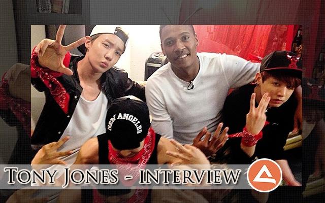 Tony, J-Hope, Jimin, Jungkook