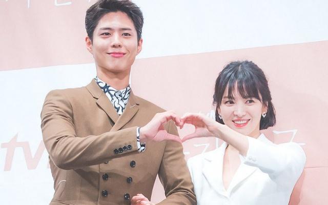 Park Bo Gum & Song Hye Kyo