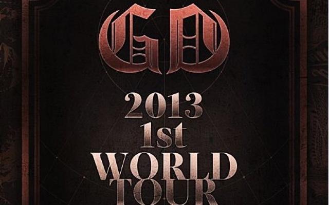 2013 G-Dragon World Tour