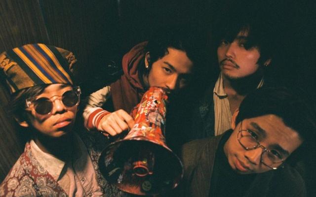 Japonská alternative rocková kapela King Gnu