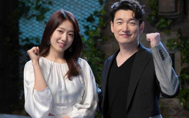 Park Shin Hye a Cho Seung Woo