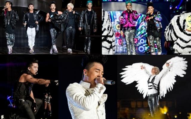 BIGBANG válí, ať už dohromady nebo zvlášť