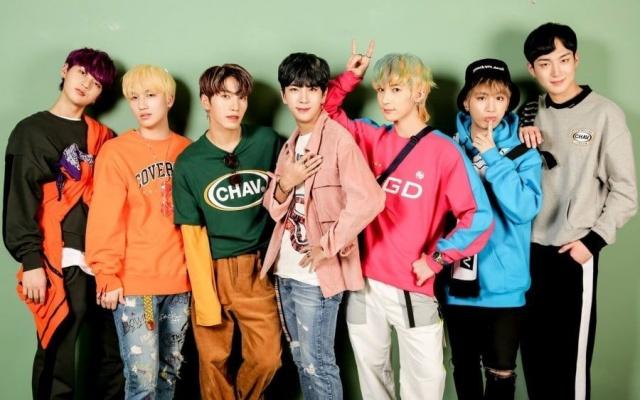 Kórejská rookie skupina MustB