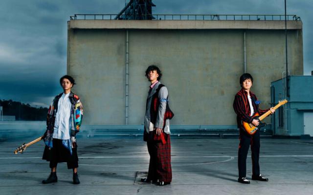 Japonská kapela RADWIMPS