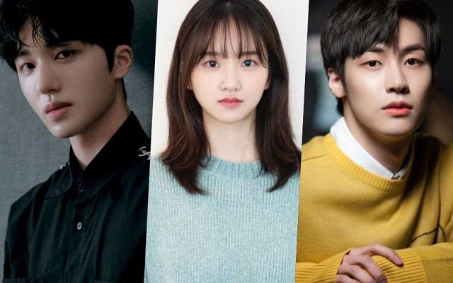 Chani, Park Jung Yeon, Lee Seung Hyub