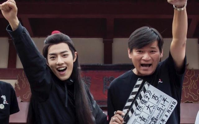 Xiao Zhan & Chan Ka Lam