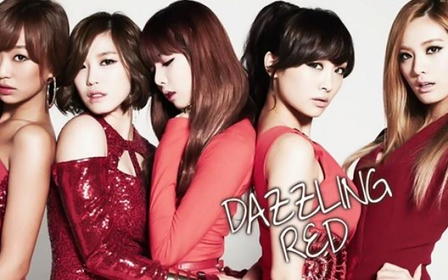 Dazzling Red