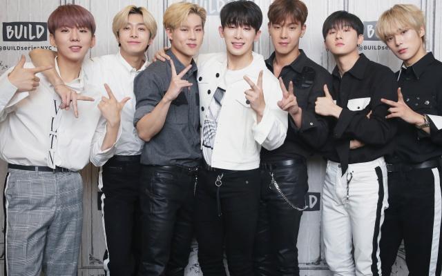 Kórejská skupina Monsta X