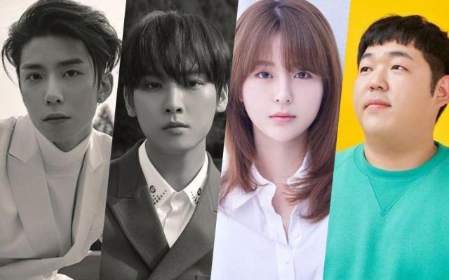 Hwiyoung, Inseong, Kim Nu Ri, Moon Sang Hoon