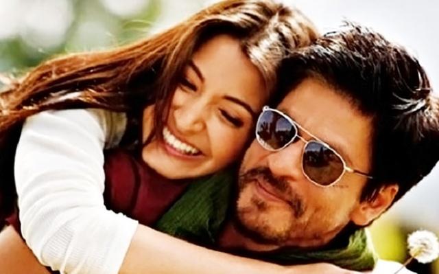 Shah Rukh a Anushka v Jab Tak Hai Jaan