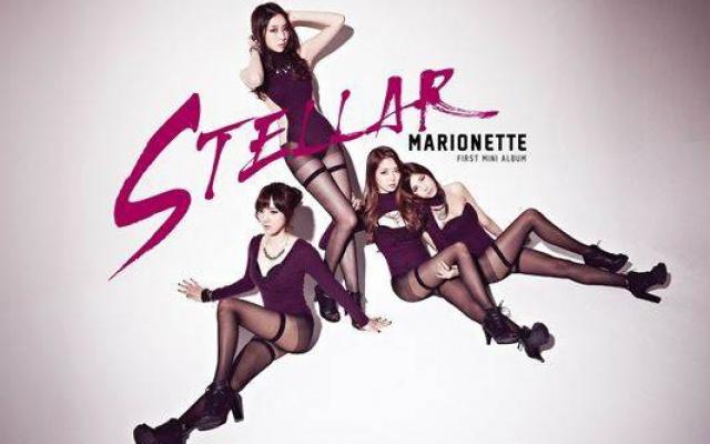 STELLAR Marionette mini album