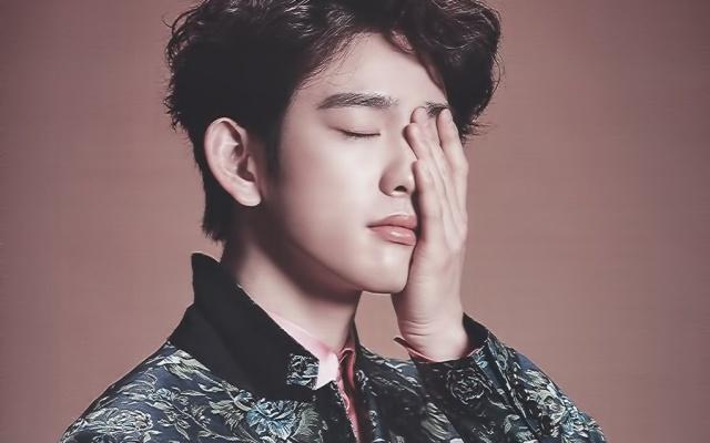 Jinyoung pre Allure