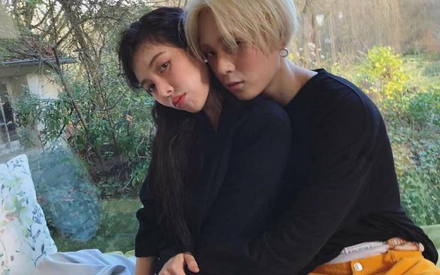 HyunA & Dawn