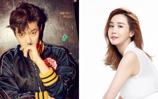 Kórejský spevák Se7en a herečka Lee Da Hae