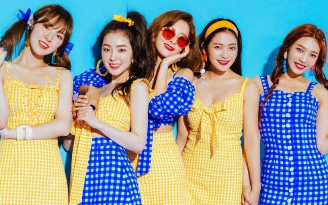 Kórejská skupina Red Velvet