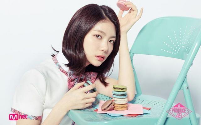 Niekdajšia speváčka skupiny After School, Kaeun