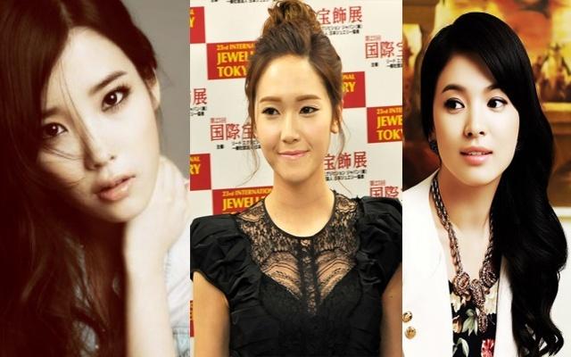 IU, Jessica, Hye Kyo