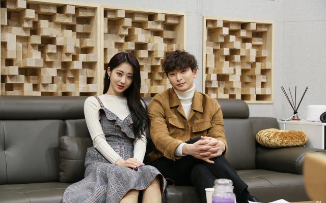 Jung Jinwoon a Kyungri