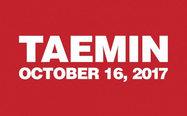 Taemin comeback