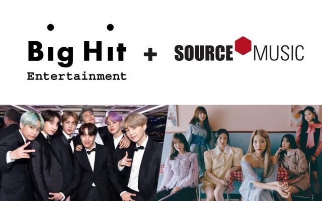 Big Hit Entertainment sa pripravuje na celosvetovú dievčenskú skupinu