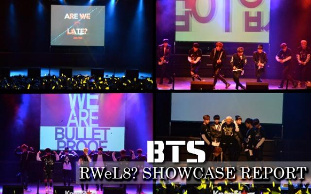 BTS RWeL8? Showcase Berlin