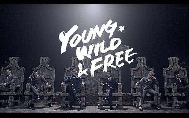 B.A.P - Young, Wild & Free MV