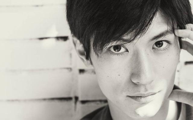 Japonský herec Miura Haruma