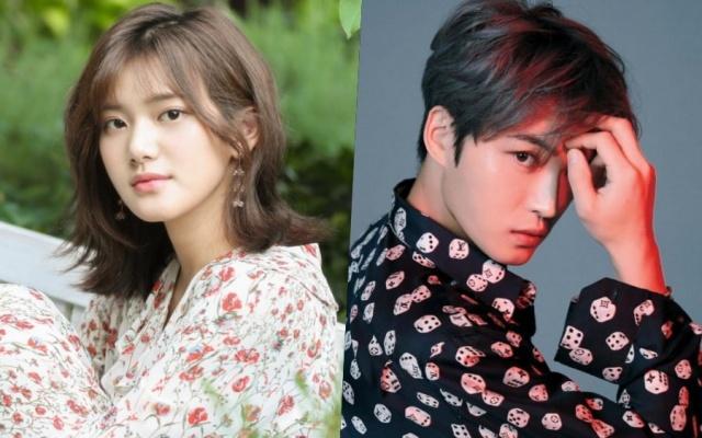 Min Seo & Kim Jaejoong