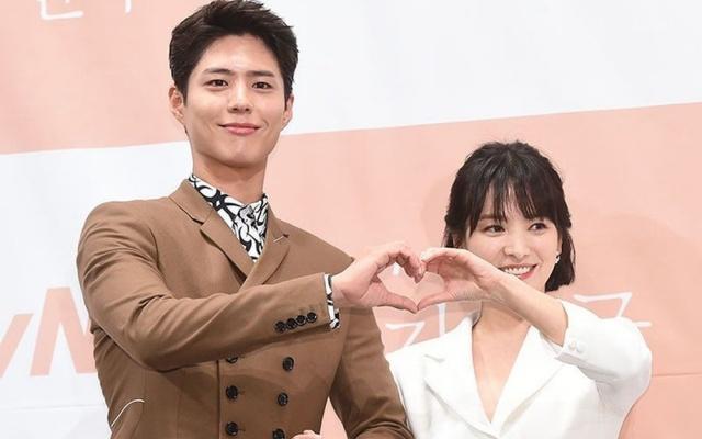 Park Bo Gum a Song Hye Kyo