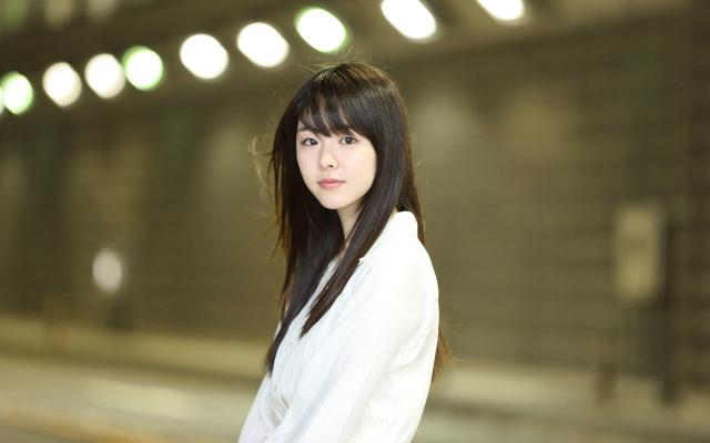 Japonská herečka Karata Erika