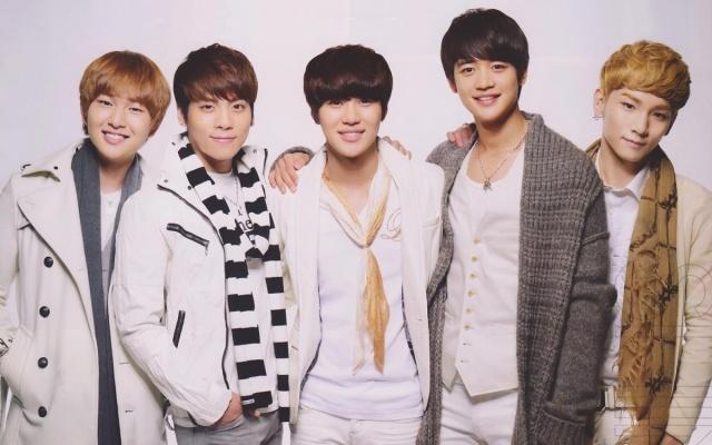 Onew, Jongyhyun, Taemin, Minho, Key