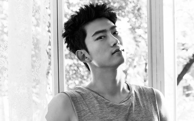 Spevák Taecyeon zo skupiny 2PM