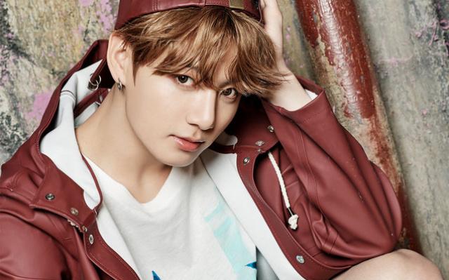 Spevák Jungkook zo skupiny BTS