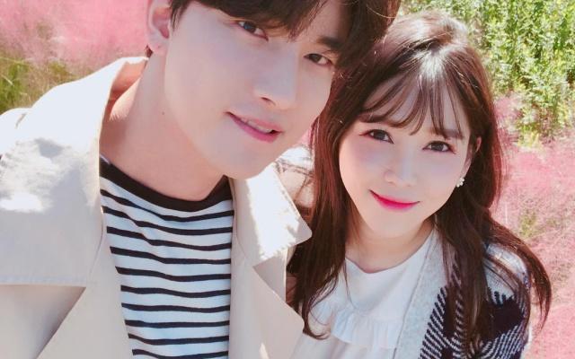 Roh Ji Hoon a Lee Eun Hye