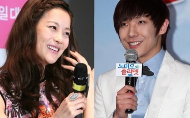 Lee Joon a Oh Yeon Seo