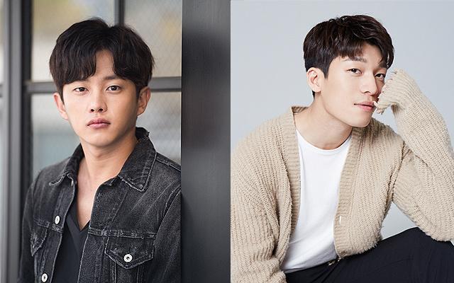 Kim Min Seok a Wi Ha Joon
