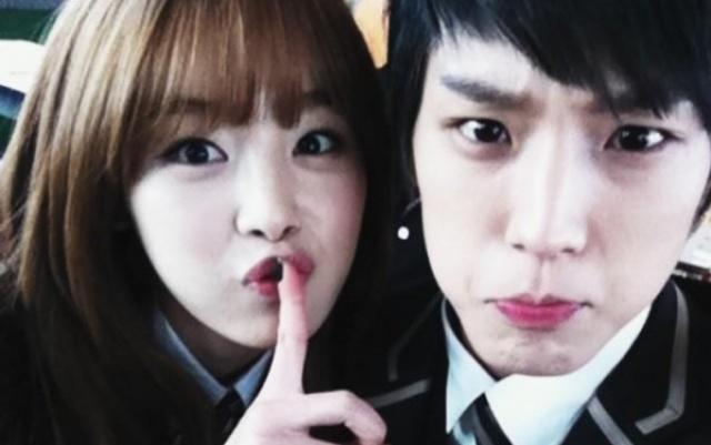 Himchan so Sunhwa.