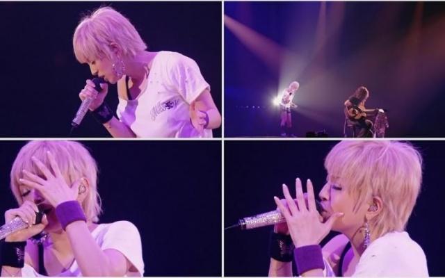 """Ayumi na """"Countdown Live 2010-2011"""""""