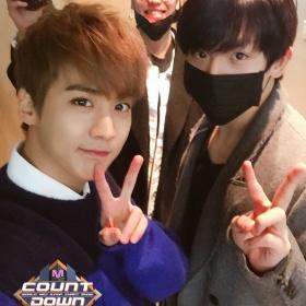 Chunji, Niel a Ricky